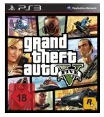 GTA - Grand Theft Auto 5 - Action [USK 18+]