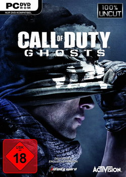 Call of Duty: Ghosts - Action [USK 18+]