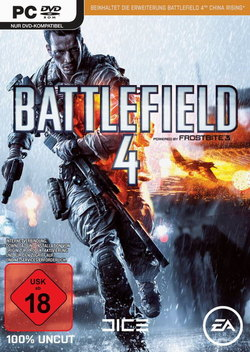 Battlefield 4 (inkl. China Rising) - Action [USK 18+]