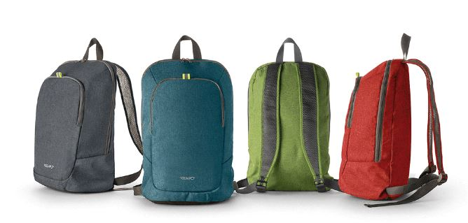 Rucksack Ready Zaino ripiegabile Ready in tela