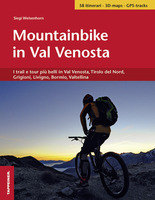 In mountainbike per la Val Venosta